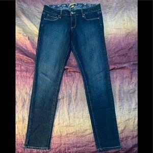 Paige Roxie Crop Jeans